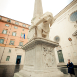 Finding an Elephant in Rome…
