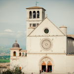 Assisi:  Visiting St. Francis