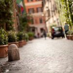 Photography:  Finding Shooting Light in Rome