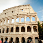 Roma: The Foro, Colosseo, Dungeons..oh my!